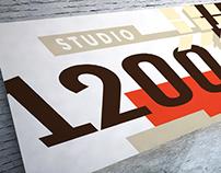 Studio 1200 Identity Proposal