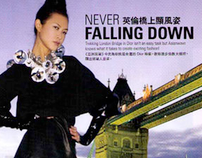 Asian Wave Magazine Summer 08 - Never Falling Down