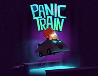 Panic Train The Game