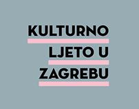 Vizkultura - Cultural summer in Zagreb
