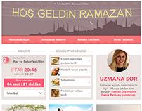 RAMAZAN 2014 Özel Mikrosite