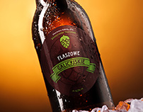 Flaszowe Galicyjskie - Traditional  Galician beer
