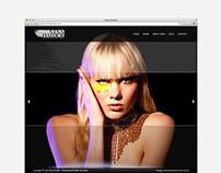 Nina Haider Responsive Website
