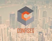 CONFISEG // Brand Identity