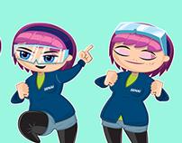 SENAI Character Contest