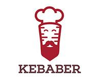 Kebaber Logo + Identity
