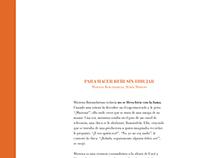 """Coleccionable. María Moreno: """"Vida de Vivos"""""""
