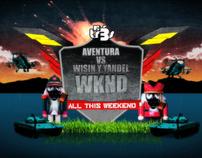 Promo Wisin & Yandel