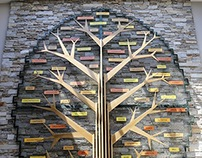 """""""Tree of Success"""" at Fox Valley Technical College"""
