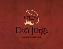 Menu Don Jorge