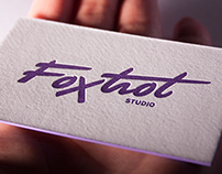 Foxtrot Studio Business Card