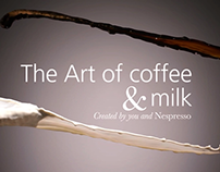 The Art of coffee & milk