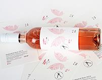 VIDA winery Tündértánc rosé