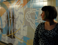 Bromley-By-Bow Underpass Artwork