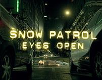 Snow Patrol TVC