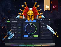 RULETKA — Online Gaming x Website Design