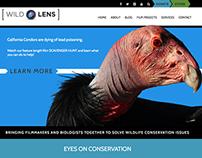 Wild Lens Website