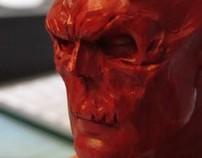 Red Skull W.I.P