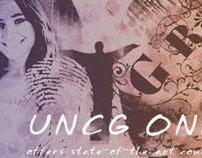 UNCG ONLINE creative exploration v.1