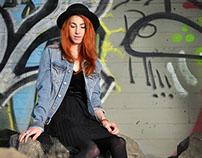 Graffiti - Shooting for *MichaelaBlog*