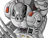 Mugendramon - Digimon pra todos
