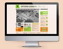 Web - Cátedra Cosgaya