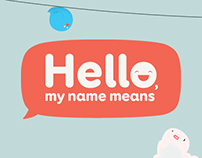 Hello My Name Means