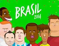 BRASIL WC! 2014