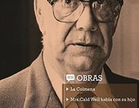 Infografia de Camilo Jose Cela