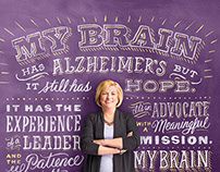 Alzheimer's Women's Initiative Campaign Joan SinglePage