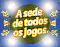 Copa do Mundo - Água Doce Cachaçaria