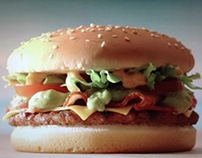 Burger King - California Whopper