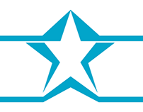 Logo designed for Pro Star Academy