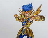 Cancer Deathmask (Saint Seiya)