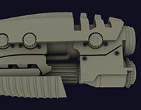 Personal Work | Gun Concept