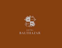 Balthazar Boutique Hotel Branding