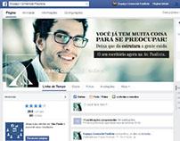 Institucional Redes Sociais: Espaço Comercial Paulista