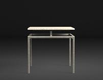 Indigo Side Table