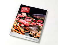 Sierra Meat and Seafood Brochure
