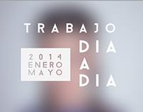trabajo diario enero mayo 2014::::::::