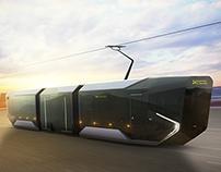 Tram R1 \ Трамвай R1