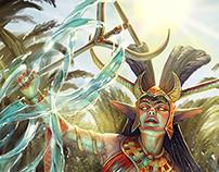 Rise of Mythos Egyptian Series