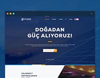 Solarnex Website