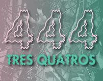 TRES QUATROS 444 - ISSUE #1
