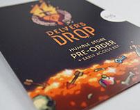 Delver's Drop Access Code Card