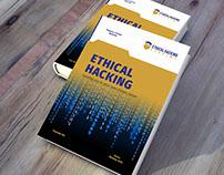 Ethical Hacking E-Book Cover Design