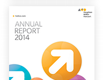 2014 Annual Report Cover Options