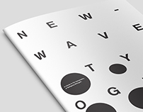 New-Wave Typography | Tribute to Wolfgang Weingart