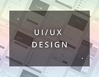 Thank U + UI/UX Design Challenge