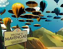 Mavenclad Event - Venue Concept Design